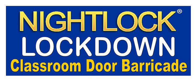 Classroom Door Barricades From Nighlock - Texas Safe & Lock