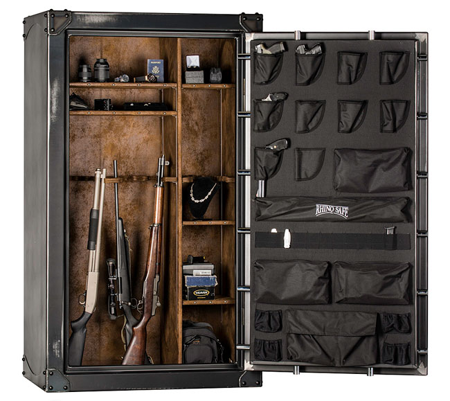 Long Gun Safes - Texas Safe & Lock