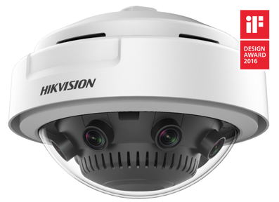 Hikyvision Panoramic Camera - Texas Safe & Lock