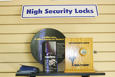Products - Texas Safe & Lock - Locksmith - Plano - Frisco - Allen